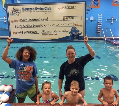 Learn to Swim at the Y Now and Help Prevent Drowning