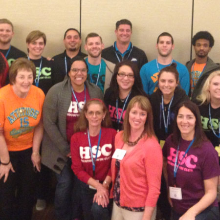 HSC was proud to attend the United States Swim School Association Spring Workshop March 2-3, right here in Houston!