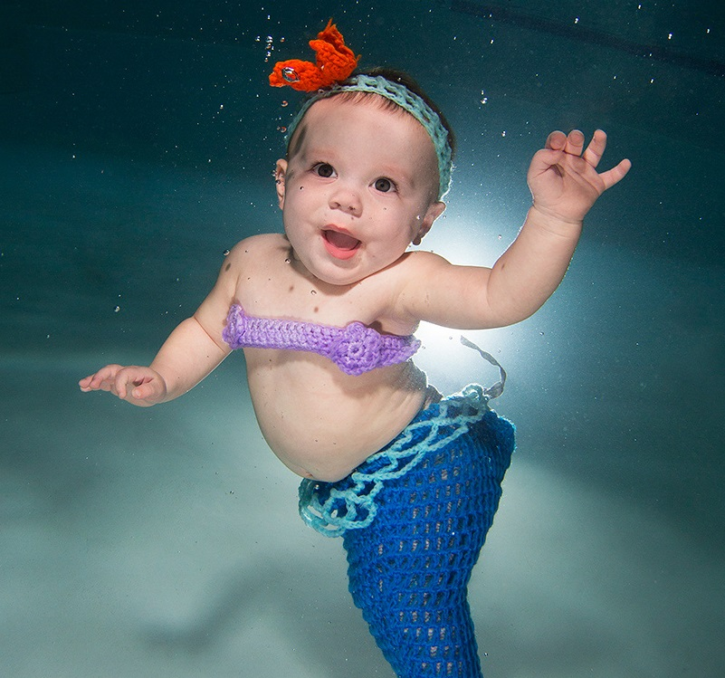 Babies Need Swim Lessons!