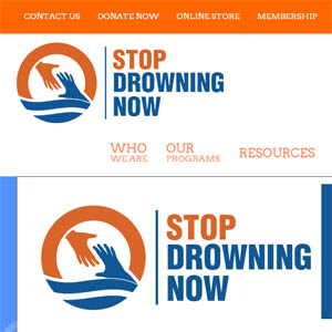 Safer 3 is now Stop Drowning Now
