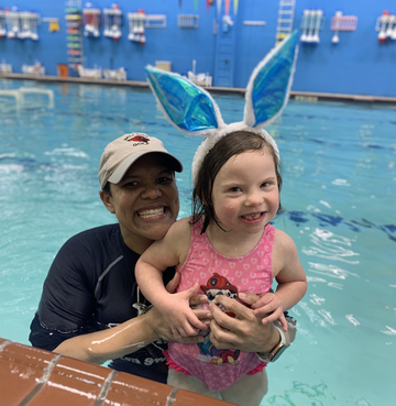 Can children with Special Needs learn to swim?