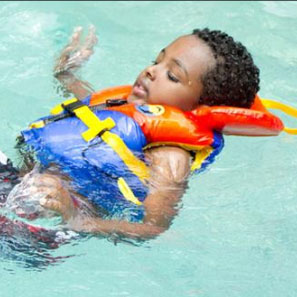 ABC13 interviews Houston Swim Club to learn drowning prevention tips.