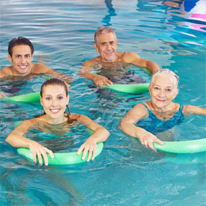 New Water Pilates & Yoga Class at Pearland