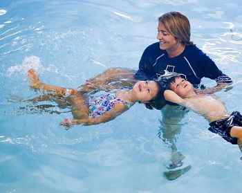 Learn to Swim Programs at FINS - Swim Lessons and Training