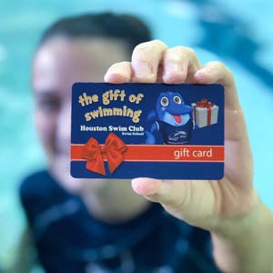 Give the Gift of Swimming
