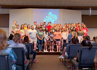 Each and every person in this photo grew up swimming either in our lesson program or on our summer swim team.