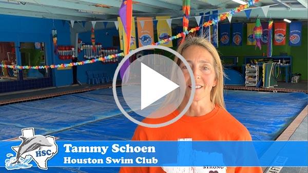 A message to our Houston Swim Club families.