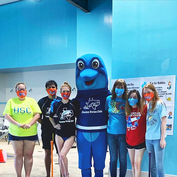Beginning Monday, 3/15, League City is teaming up with Summer's Swim Academy!