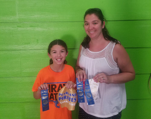 We are excited that life-long HSC swimmer Jordan made Championship Times in her swim team! Her mother wrote us a letter sharing her story.